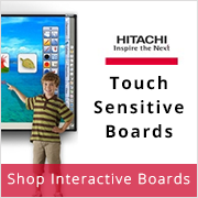 Hitachi Interactive Boards