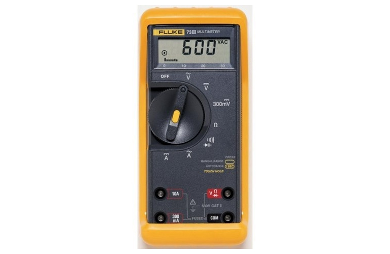 fluke 73 series iii digital multimeter techedu rh techedu com fluke 26 iii true rms multimeter user manual Fluke 79 III Parts